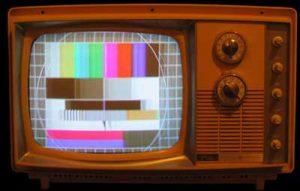 تاریخچه تلویزیون اولین تلویزیون رنگی