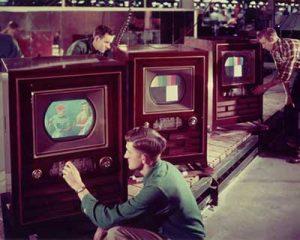 تاریخچه تلویزیون RCA