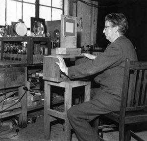 تاریخچه تلویزیون- انتقال سریع تصاویر