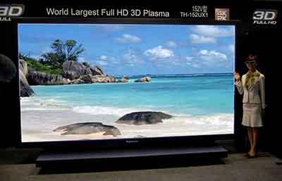 شکل1 - تلویزیون پلاسما چیست