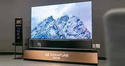 شکل - بزرگ ترین تلویزیون اولد دنیا