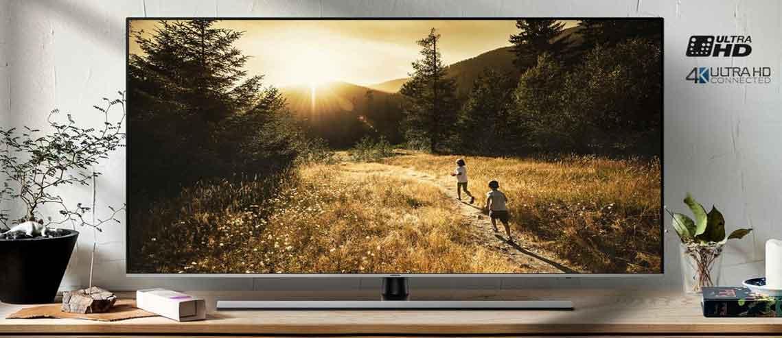 تلویزیون سامسونگ مدل Q70