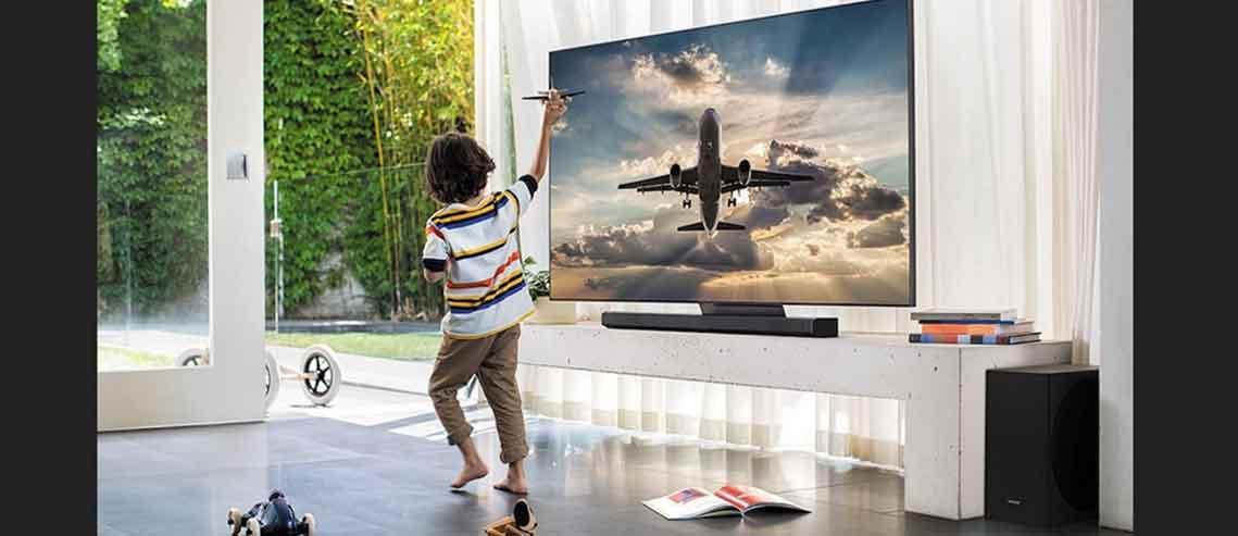 شکل - تلویزیون های ۲۰۲۱ سامسونگ